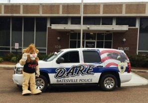 Daren the DARE Lion